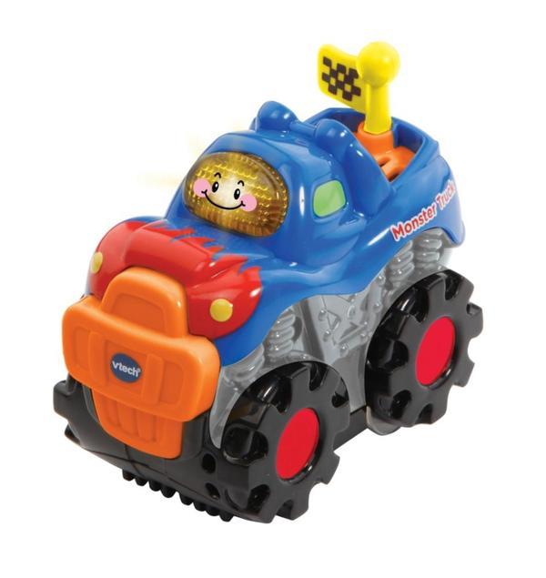 Tut Tut Baby Flitz - Monster Truck