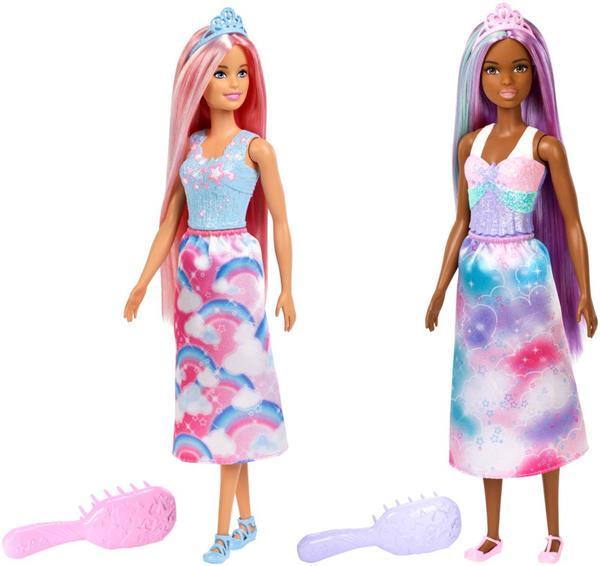 Barbie Dreamtopia Zauberhaar-Königreich Puppe