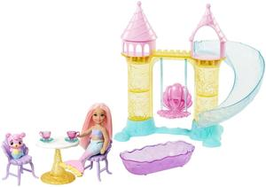 Barbie Dreamtopia Chelsea Mermaid Spielplatz
