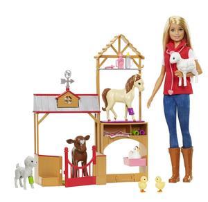 Barbie Landtierärztin