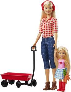 Barbie Chelsea Farmerin-Puppe