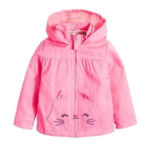 Baby 2in1 Funktionsjacke für Mädchen