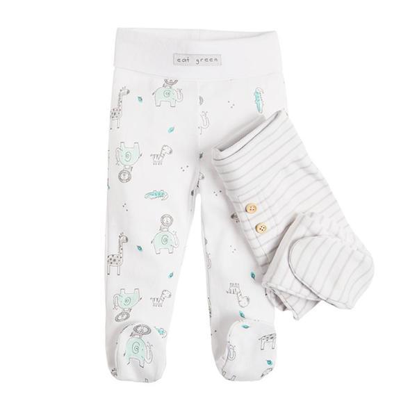 Baby Strampelhosen 2er-Pack