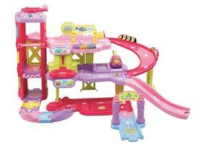 Tut Tut Baby Flitzer - Parkgarage pink