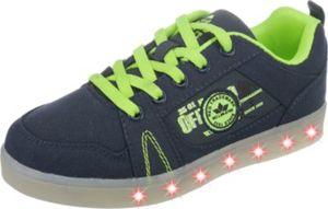Sneakers DISCO LOW BOY Blinkies mit LED Sohle Gr. 40 Jungen Kinder