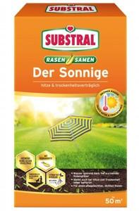 Substral Rasensamen Der Sonnige für 50 m² ,  1,25 kg
