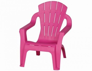 Progarden Kinder-Deckchair Dolomiti ,  pink, Kinderstuhl