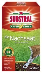 Substral Rasensamen Die Nachsaat für 50 m² ,  1 kg