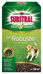 Substral Rasensamen Der Robuste für 50 m² ,  1 kg