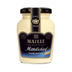 Maille Dijon-Senf Original, Mittelscharf und à L'Ancienne