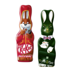 Smarties, After Eight oder Kitkat Osterhase