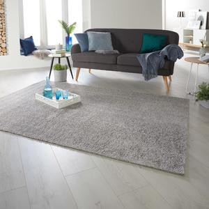 Soft-Teppich Madrid (160x230, grau)
