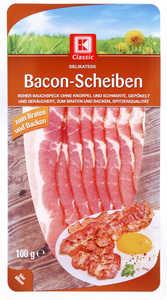 K-CLASSIC  Bacon-Scheiben