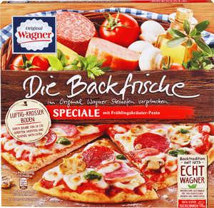 ORIGINAL WAGNER  Die Backfrische oder Big Pizza