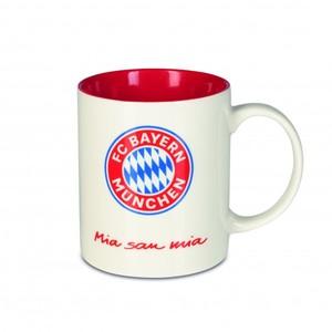 FC Bayern München Kaffeebecher ,  Die Keramik-Tasse für echte Fans!
