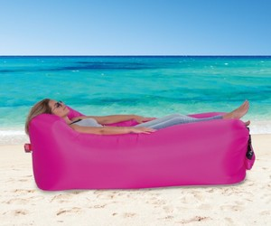 LOUNGER TO GO 2.0®, pink ,  180 x 75 x 60 cm