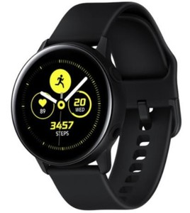 Samsung Smartwatch Galaxy Active ,  schwarz