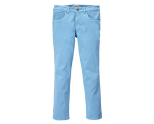 blue motion Caprihose