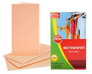 PRITEX Mottenpapier