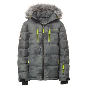 Moorhead Jungen Skijacke, grau, 152