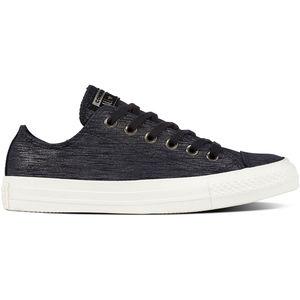 Converse Damen Sneaker CTAS Precious Metal Low Top, schwarz