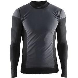 Craft Herren Windstopper® Langarmshirt Active Extreme 2.0, grau/anthrazit