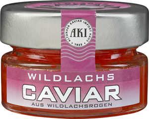 AKI  Wildlachs-Caviar
