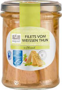 EXQUISIT  Filets vom weißen Thun