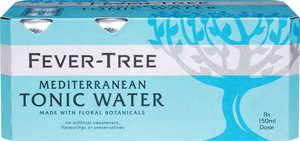 FEVER TREE  Mediterranean oder Indian Tonic