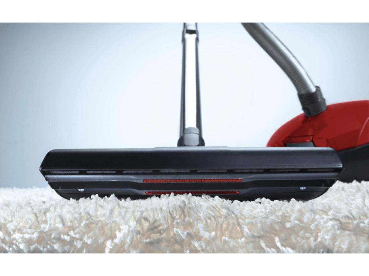 Bild 2 von MIELE Complete C2 Tango EcoLine Staubsauger mit Beutel, 550 Watt, Mangorot