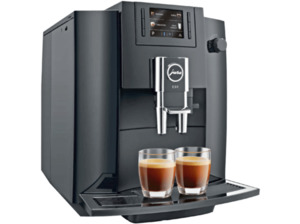 JURA E60, Kaffeevollautomat, 15 bar, Piano Black