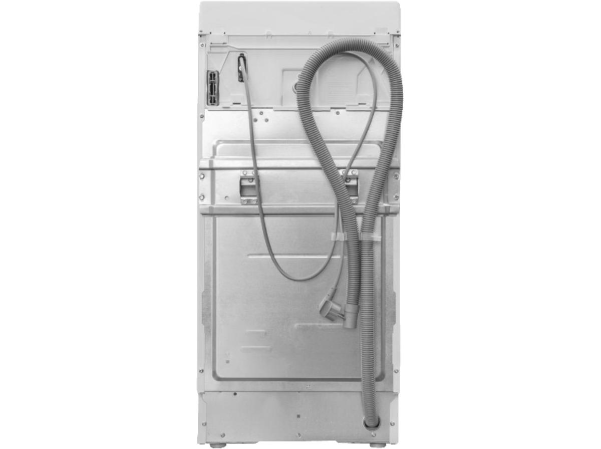 Bild 2 von BAUKNECHT WMT EcoStar 6Z BW, 6 kg Waschmaschine, Toplader, 1200 U/Min., A+++, Weiß