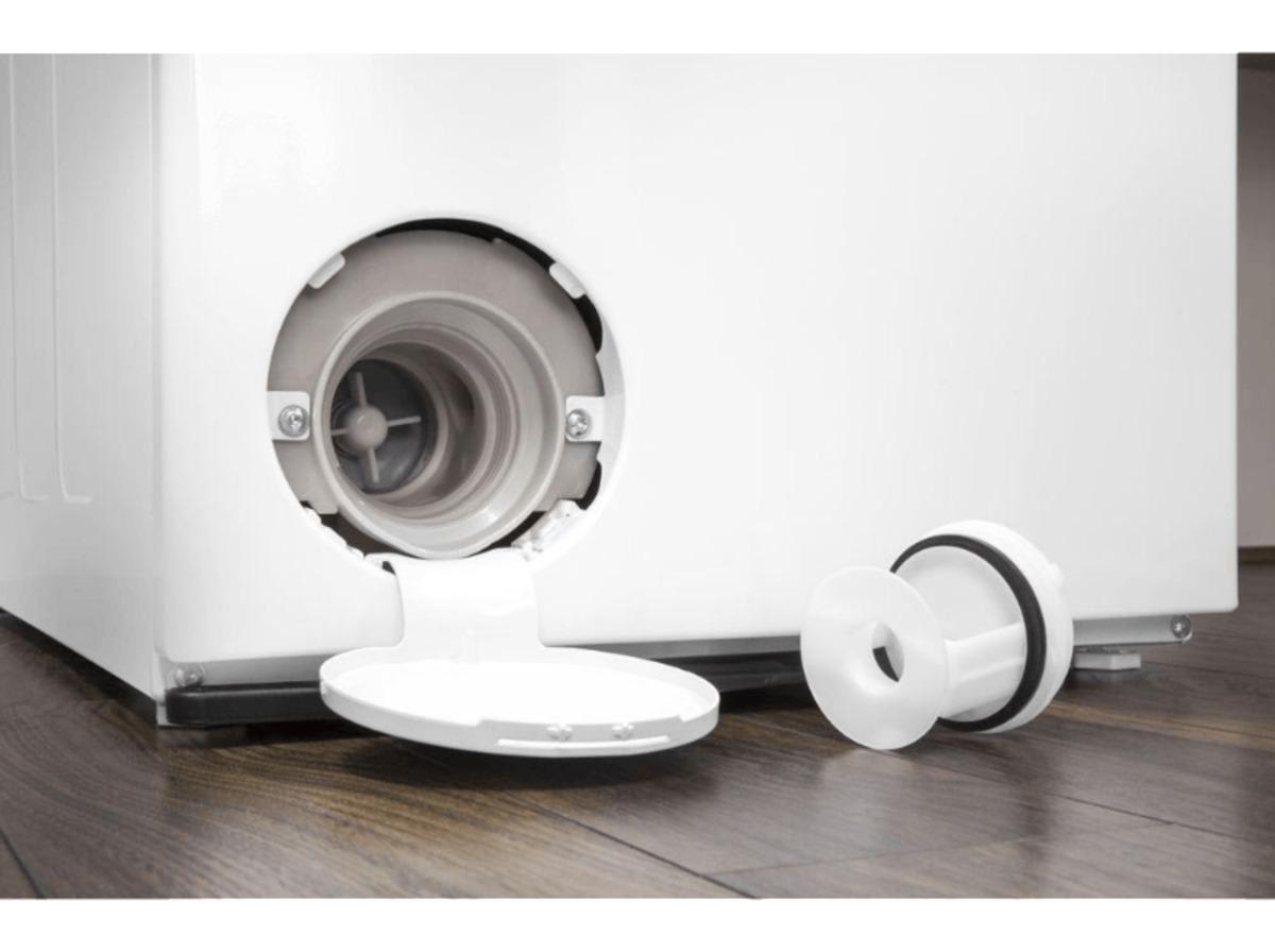 Bild 3 von BAUKNECHT WMT EcoStar 6Z BW, 6 kg Waschmaschine, Toplader, 1200 U/Min., A+++, Weiß
