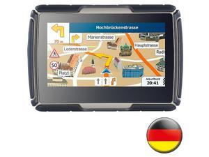 TourMate N4 Navigationssystem Deutschland