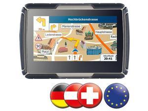 TourMate N4 Navigationssystem Europa