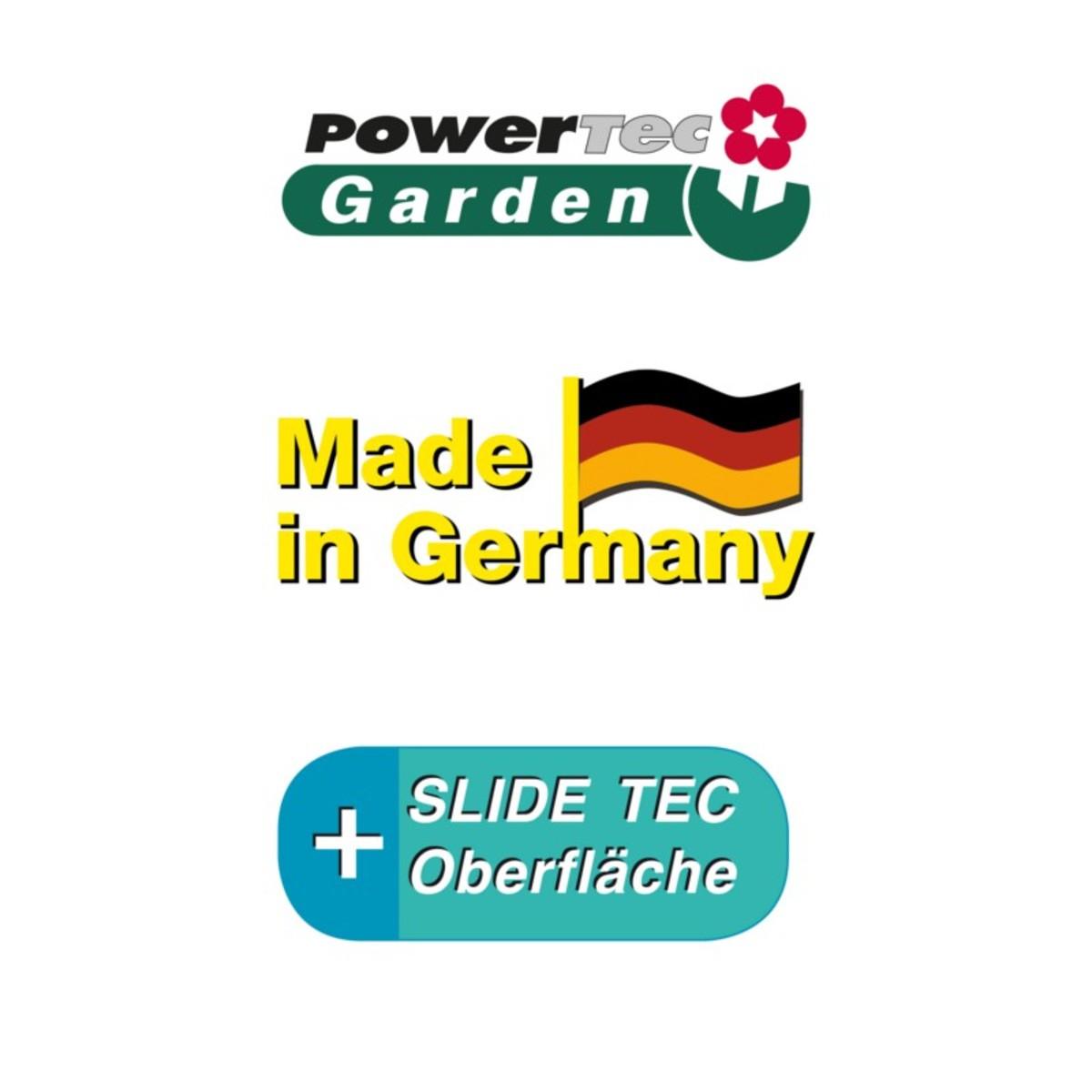 """Bild 3 von Powertec Garden Gartenschlauch """"SlideTec"""", 1/2"""", 40m, Lemon-Grün"""