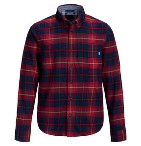 JACK & JONES             Hemd, Karo, für Jungen