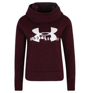 UNDER ARMOUR             Sweatshirt, Print, Kapuze, Kängurutasche, für Damen