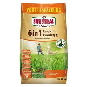 Substral Naturen Komplettrasendünger 6in1 20,0 kg