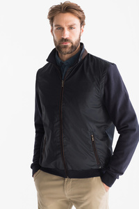Westbury Premium         Sweatjacke - 2-in-1-Look