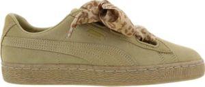 Puma Basket Heart Leopard - Damen Schuhe