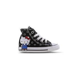 Converse Chuck Taylor All Star High X Hello Kitty - Baby Schuhe