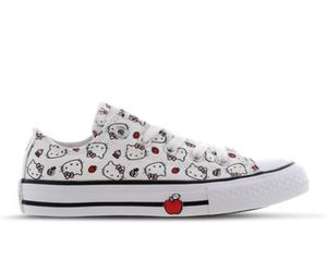 Converse X Hello Kitty Chuck Taylor All Star Ox - Vorschule Schuhe
