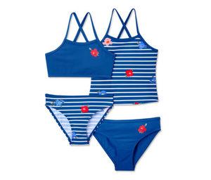 Tankini-Bikini-Set