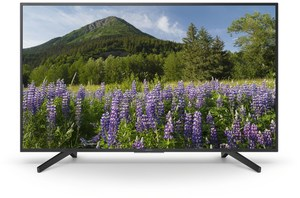Sony KD-65XF7004 164 cm (65´´) LCD-TV mit LED-Technik schwarz / A+
