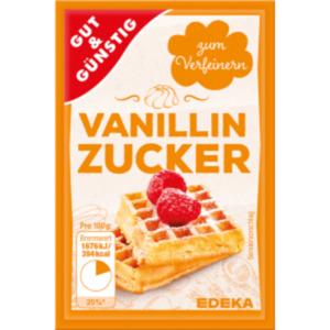 Gut & Günstig Vanillin Zucker