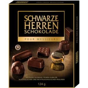 Stollwerck Schwarze Herren Schokolade