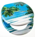 Bild 1 von badkomfort Design-WC-Sitz, Strand