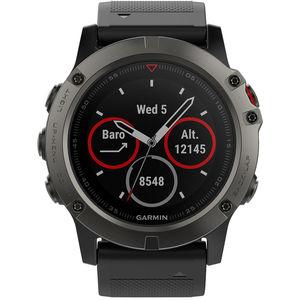"""Garmin Smartwatch fenix® 5X Saphir """"010-01733-01"""""""