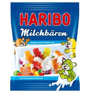 HARIBO             Milchbären Fruchtgummi, 175g                 (5 Stück)
